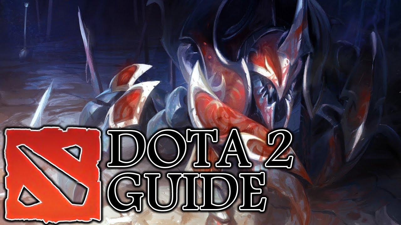 Как научиться играть в доту 2 с нуля Bloodseeker