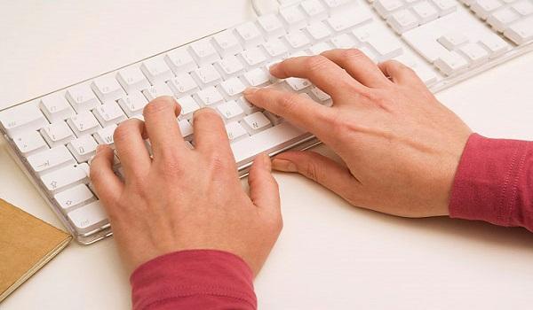 Как научиться писать быстро на клавиатуре