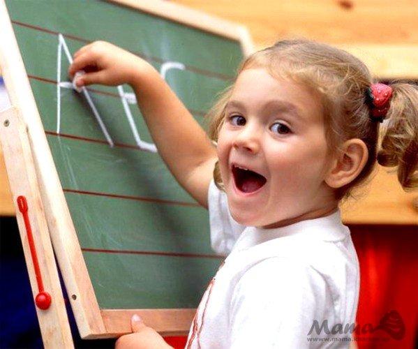 Как научится рисовать маленькому ребенку
