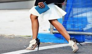Как научиться быстро и красиво ходить на каблуках?