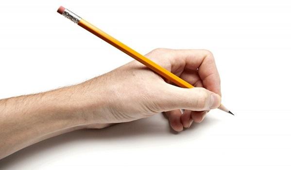 Как научиться писать левой рукой быстро