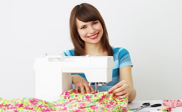 Как научиться шить на машинке дома?