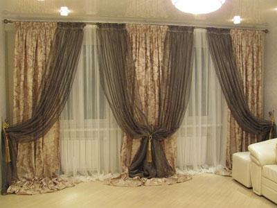 Как научиться шить шторы?
