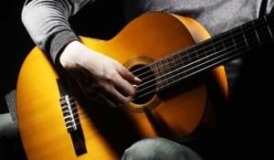 Как научиться играть боем на гитаре?