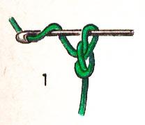 Цепочка (или косичка)