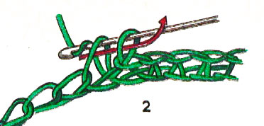 Полустолбик