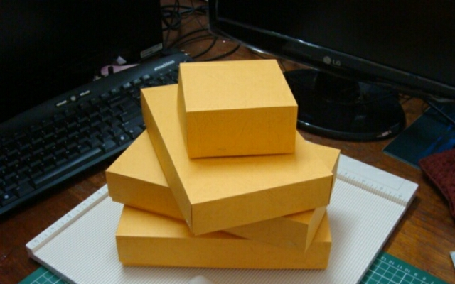 Как сделать коробочку конвертик?