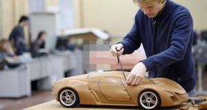 Как сделать машину из пластилина?