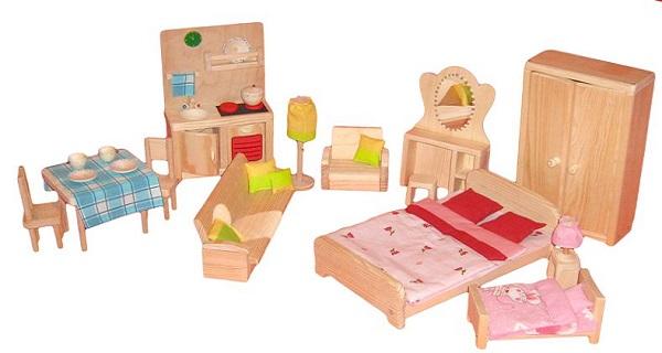 Как сделать для кукол мебель?
