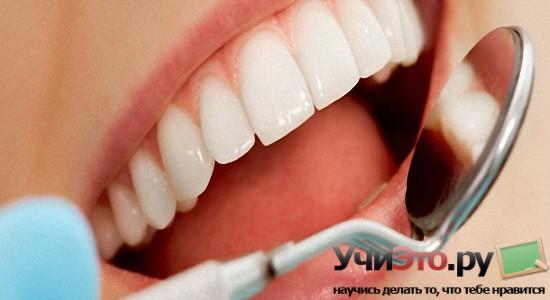 Основные причины образования зубного камня