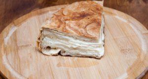 Рецепт лаваша с сыром