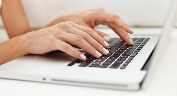 Как научиться печатать быстро на клавиатуре