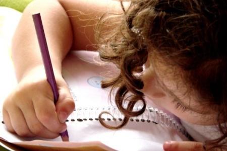 Как научить ребенка писать без ошибок