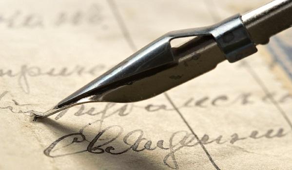 Как научиться писать красиво буквы