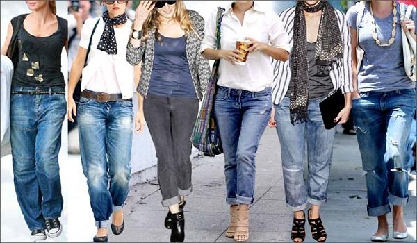 Как сделать на джинсах потертости?