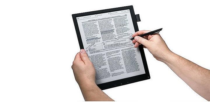 Как сделать из бумаги планшет?